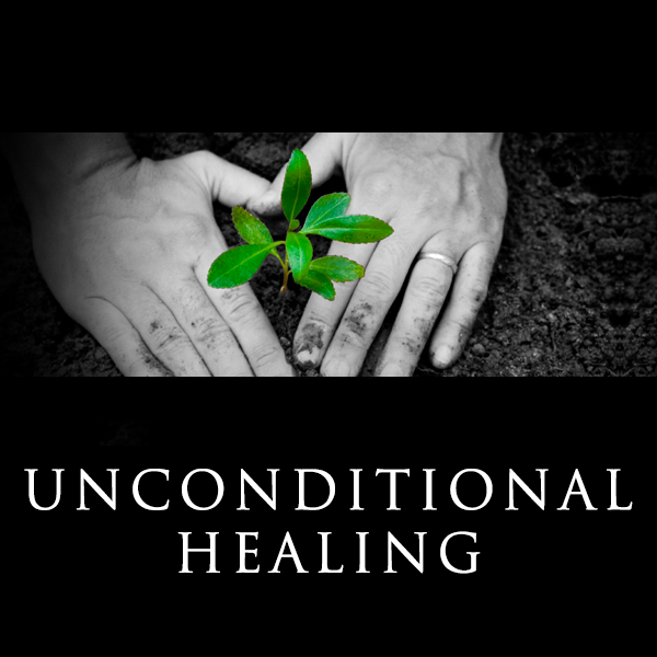 Unconditional Healing logo